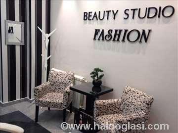 Reklama 3d  Beauty Studio  novo