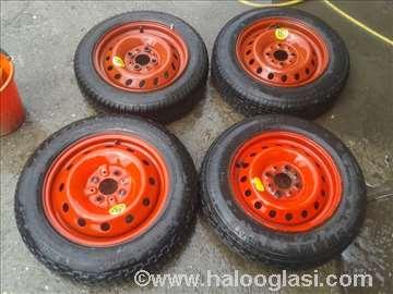 Rezervni tockovi 13 4x98 za Fiat