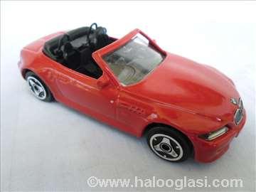 Burago BMW Z 3, 1/ 43, nov bez kutije