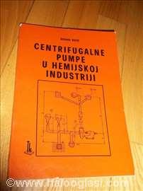 Centrifugalne pumpe u hemijskoj industriji