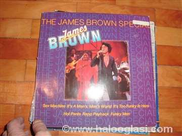 James Brown special
