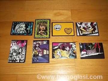 Panini - Sličice Monster High