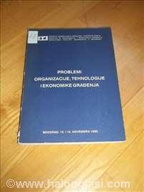 Problemi Organizacije, Teh. i Ekonomike Građenja