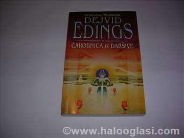 Čarobnica iz Darsive - Dejvid Edings