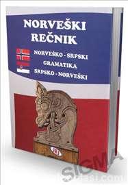 Norveško - srpski i srpsko - norveški rečnik