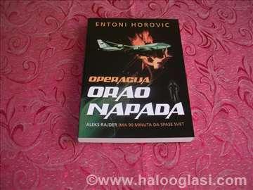 Operacija Orao napada - Entoni Horovic