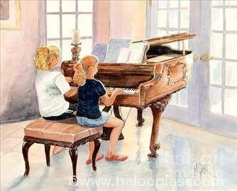 Piano/Singing Lessons - Belgrade