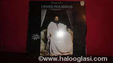 Demis Roussos- Happy to be