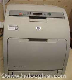 Laserski profi kolor štampač HP 3000dn