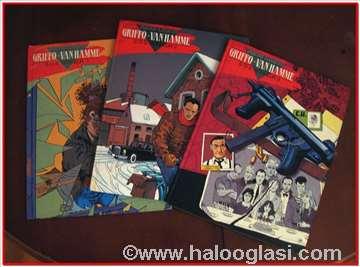 Extra Francuski Stripovi iz 80-tih