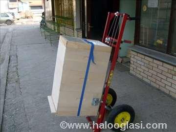Milift za transport košnica