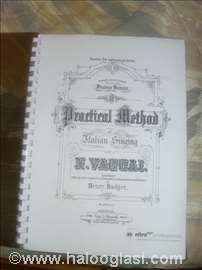 Practical Method of Italian Singing by N. Vaccai