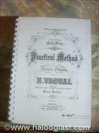 Practical Method of Italian Singing by N. Vaccai