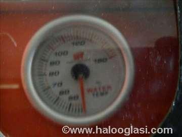 Cajger temperature tecnosti