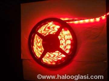 Diodna traka 3528-crvena