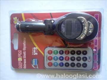 MP3 FM trasmiter