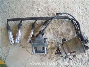 Razvodnik, bobina,kablovi vw polo1,0 95g
