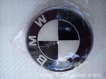 Znak BMW-crni