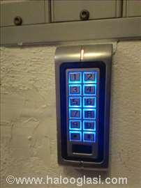 RFID čitač, bezkontaktno otvaranje vrata