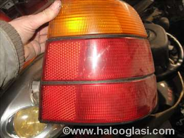BMW 5 stop lampe 92