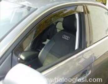 Bocni vetrobrani Audi A4 2008-