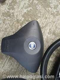 Fiat Stilo,Multipla airbag