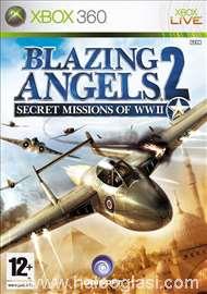 Igra Blazing Angels 2 za Xbox 360