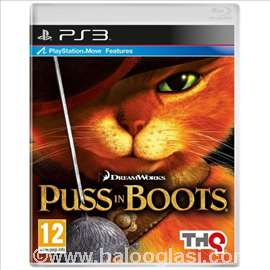 Igra Puss In Boots za PS3