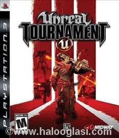 Igra Unreal Tournament za PS3