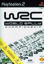 Igra World Relly Championship za PS2