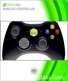 Kontroler bežični Microsoft Xbox 360 gamepad