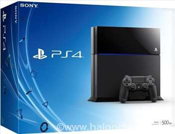Konzola Sony PlayStation 4, 500G PS4