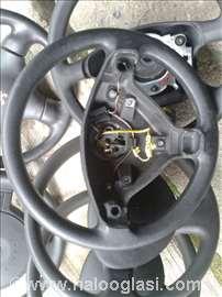 Opel Corsa B volan