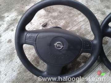 Opel Corsa C volan+airbag