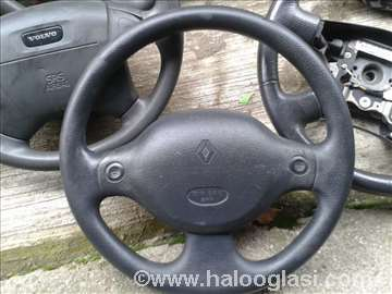 Renault Clio 98-99 volan+airbag