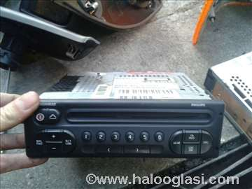 Renault Scenik fabricki CD