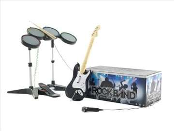 Rock Band instrument edition za Xbox 360