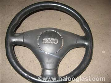 Volan+airbag Audi A3,A4 02-04 trokraki