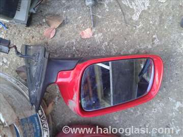 VW Golf 4 levi retrovizor el. i rucni