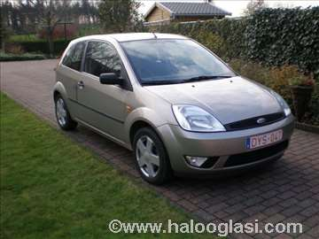 Ford fiesta auspuh 2003/2013