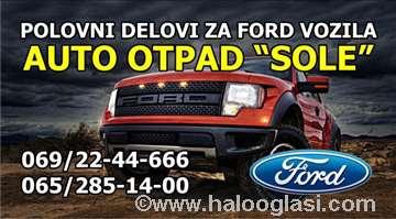 Ford focus auspuh za sve modele 2000/13