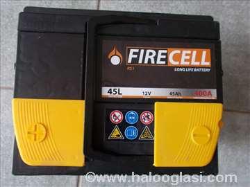 Akumulator  FIRECELL 45 Ah L+