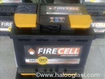 Akumulator  FIRECELL 56 Ah D+