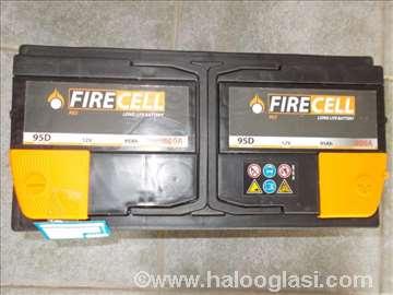 Akumulator  FIRECELL 95 Ah D+