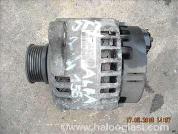 Alternator Alfa 156 2.4 jtd