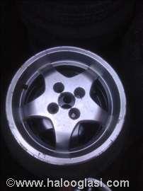Aluminijumske felne R15 4x98