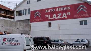 Autoservis Laza