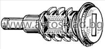 Cilindar kvake vrata sa klju.alfa 159