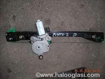 Elektronski podizaci stakla Fiat Punto 2