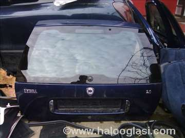 Gepek vrata Lancia Lybra karavan